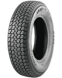 Loadstar Kenda Bias ST205/75D14 LRC K550 Trailer Tire