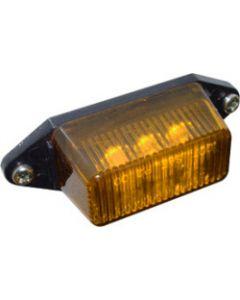 Seasense LED Clearance Boat Light, Amber