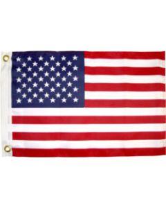 "Seasense, U.S. Boat Flag, 12""x18"", Signal Flags"