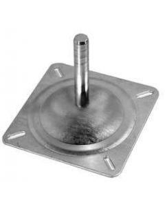 "Seasense 3/4"" Pin Boat Seat Mount, Stainless Steel"