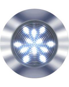 Seasense LED Recessed Mount Boat Accent Light, White LED