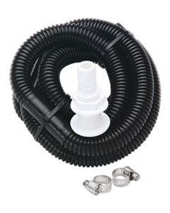"Seasense Bilge Pump Plumbing Kit, 1-1/8""x6'"
