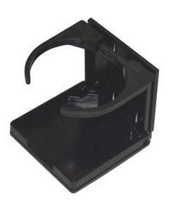 Seasense, Adjustable Drink Holder - Black, Folding Drink Holders