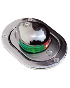 Aqua Signal Navigation Series 24 Tt Hideaway Bi-Color Light