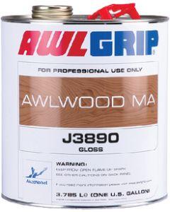 Awlgrip Awlwood Ma Gloss Finish, Qt.