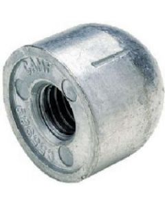 Camp Mercruiser Gimbal Housing Button Anode, Zinc
