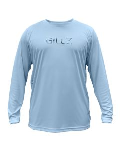 CONTENDER SERIES UV SHIRT - Light Blue