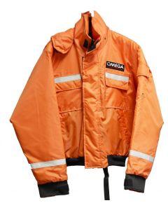 SurfStow Commercial Bomber Float Jacket - Orange