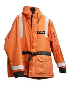 SurfStow Commercial Float Coat - Orange