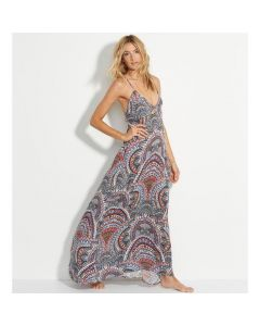 Billabong Women's Places To Be Printed Maxi Dress