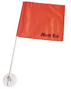 Kwik Tek Stik-A-Flag Skier Down Flag