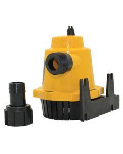 "Johnson Pump Pro-Line Manual Bilge Pump 500 GPH 3/4"" Port 12v"