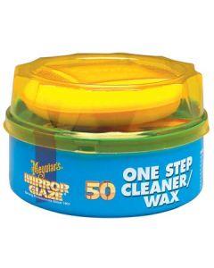 Meguiar's One Step Cleaner / Wax Paste no.50, 14oz