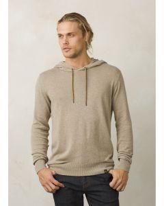 Men's Prana Throw -On Hooded Sweater