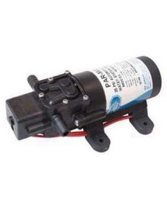 """Jabsco Par-Max 1 Water System Pump, 1""""-2 3/8"""" Outlets, 1.1GPM"""