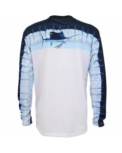 Guy Harvey Del Mar Mens Long Sleeve Perf