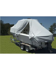 Carver, Performance Poly-Guard, 90025P Semi-Custom Boat Cover, 5 Year Warranty