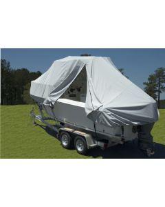 Carver, Sun-DURA, 90019S Semi-Custom Boat Cover, 7 Year Warranty