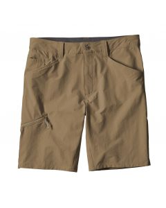 Patagonia Men's Quandary 10in Shorts -Ash Tan