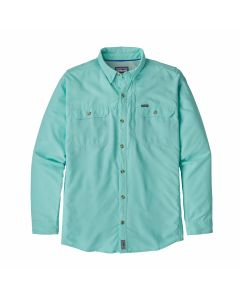 Patagonia Men's Long Sleeved Sol Patrol II Shirt