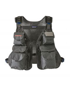 Convertible Vest-Forge Grey