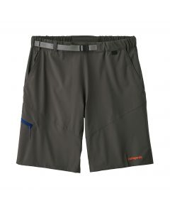 M Technical Stretch Shorts-Forge Grey