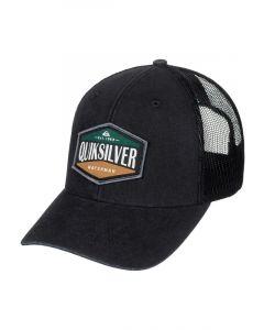 Quiksilver Men's Waterman Wake Baker - Trucker Hat
