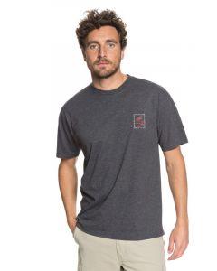 Quiksilver Men's Waterman Stampboat Tee Shirt