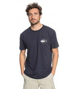 Quiksilver Men's Waterman Hot Tuna Technical Tee Shirt