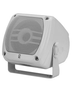 PolyPlanar Poly-Planar MA840 Sub Compact Box Speaker (White)