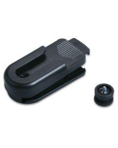Garmin Belt Clip & Button for Rino FRS-GMRS Radios