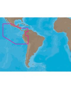 C-Map SA-C001 Furuno FP Format Peru - P- Vallarta P- Bolivar Electronic Charts