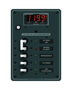 Blue Sea Systems 8405 AC Main + 3 Positions