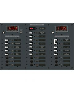 Blue Sea Systems 8408 AC Main + 6 Positions / DC Main + 18 Positions
