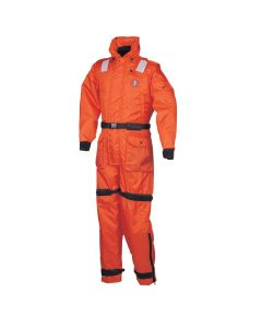 Mustang Survival Mustang Deluxe Anti - Exposure Coverall & Worksuit: S MS2175-S-OR
