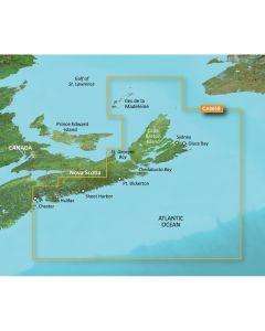 Garmin VCA005R Halifax to Cape Breton SD Card Nautical Charts