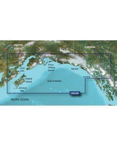 Garmin VUS025R Anchorage to Juneau SD Card Nautical Charts