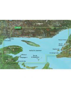 Garmin VCA007R Les Mechins to St. George s Bay SD Card Nautical Charts