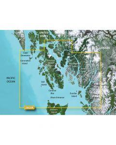 Garmin VUS024R Wrangell to Dixon Entrance SD Card Nautical Charts