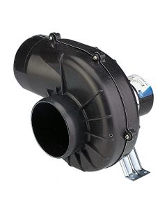 Jabsco Flex Mount 4 Blower, Flex Mount, Dc 250 Cfm