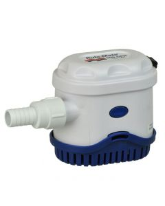 "Rule-Mate Automatic Bilge Pump 500 GPH 3/4"" Port 12v"