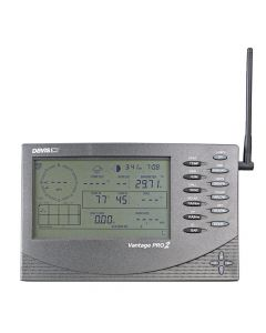 Davis Vantage Pro2 Console/Receiver, 2nd Station