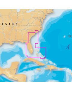 Navionics Platinum Plus 906ppsoutheast-Bahamas Sd