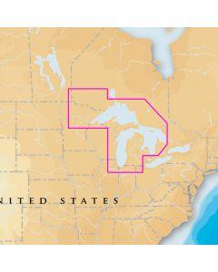 Navionics Platinum Plus 900ppwest Great Lakes Sd