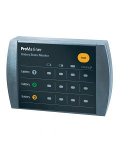 ProMariner Remote Battery Bank Status Indicator