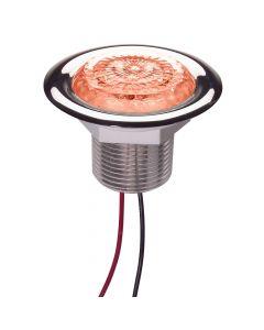 Innovative Lighting 3 LED Starr Light Recess Mount - Red
