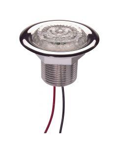Innovative Lighting 3 LED Starr Light Recess Mount - White
