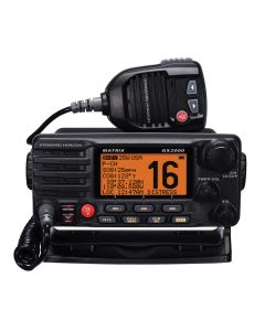 Standard Horizon Matrix GX2000 VHF w/ Optional AIS Input 30W PA