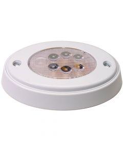 Innovative Lighting Oval LED Compartment Boat Light, White