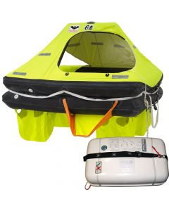 Viking Life-Saving Equipment VIKING RescYou Coastal Liferaft 6 Person Container